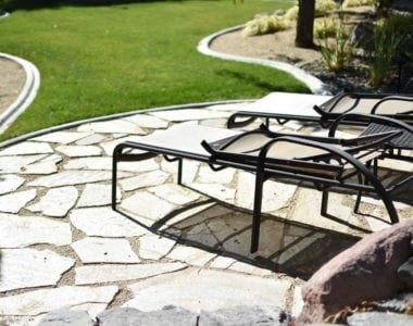 Landscaping projects in Reno