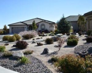 Landscaper in the Reno area