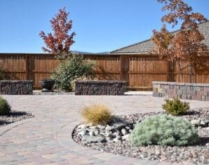 Landscaping services in Reno